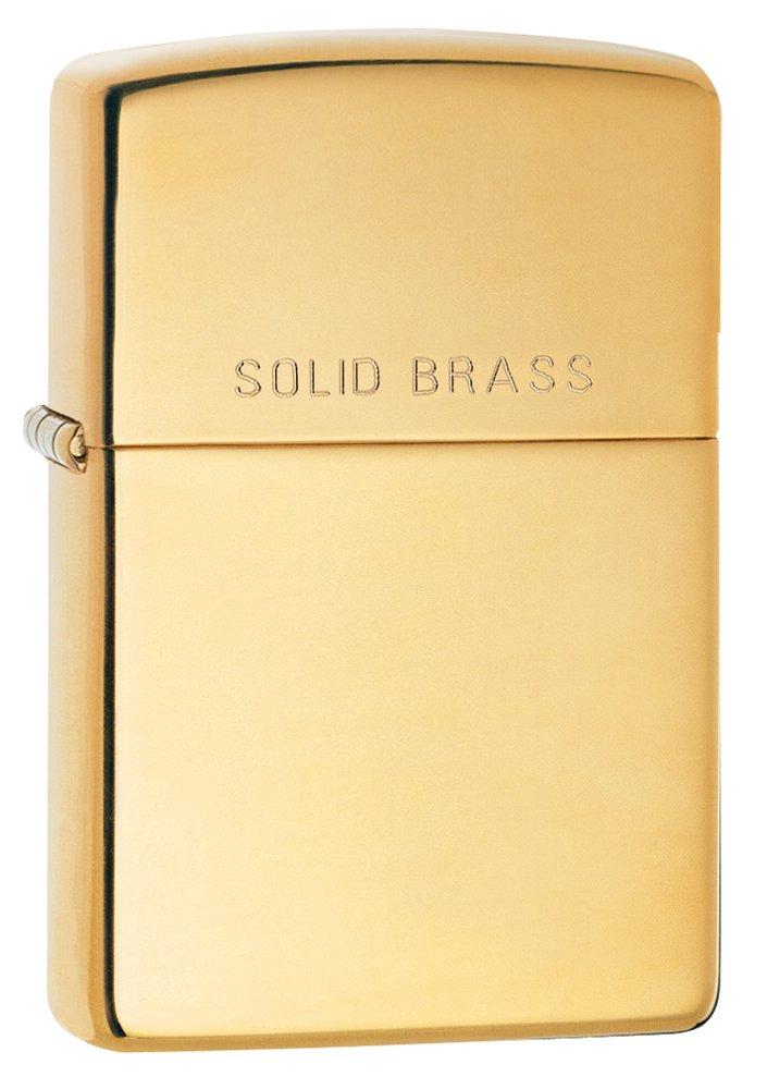 High Polish Brass