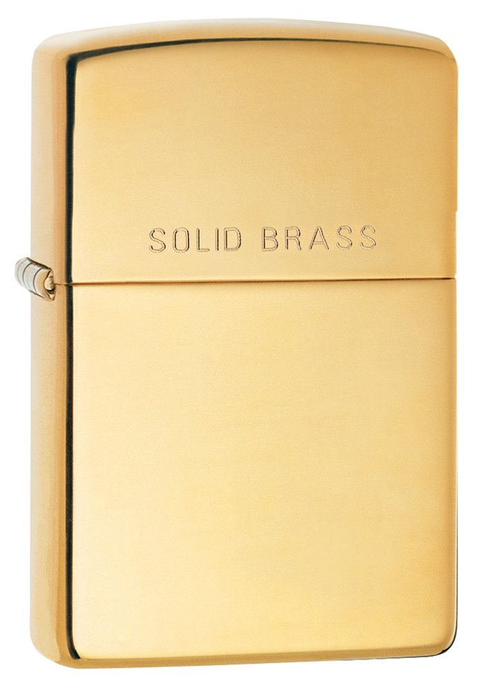 High Polish Solid Brass