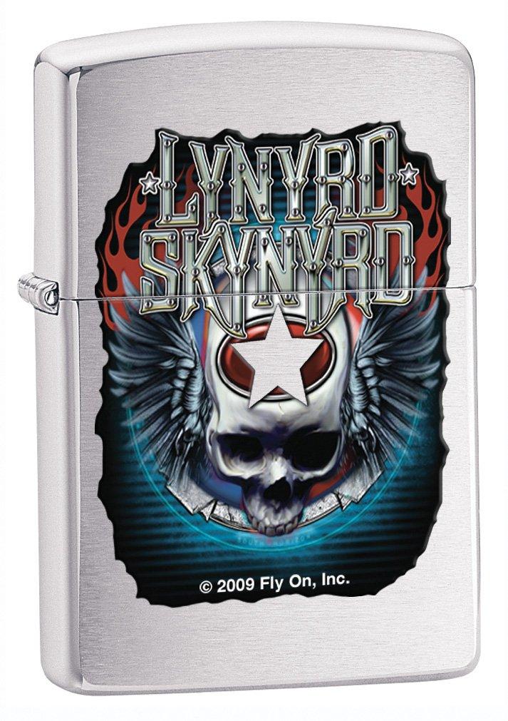 Lynyrd Skynyrd Skull and Star