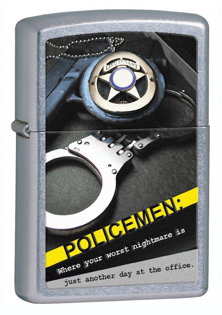 Police Badge Handcuff