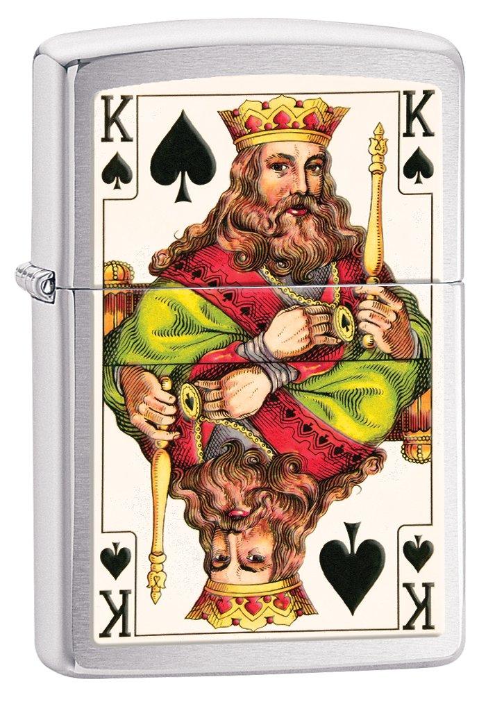 King Brushed