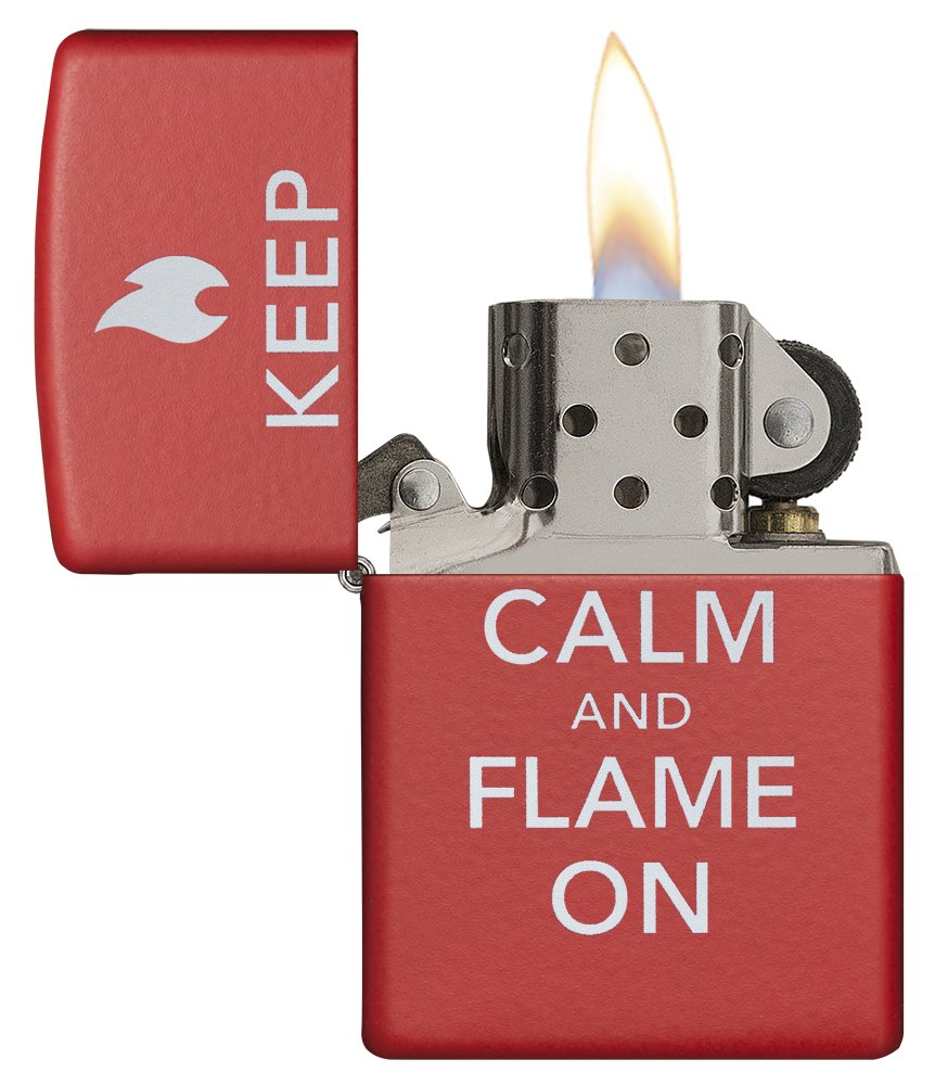 Zippo Flame Lighters