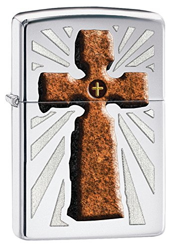 Zippo Cross Design