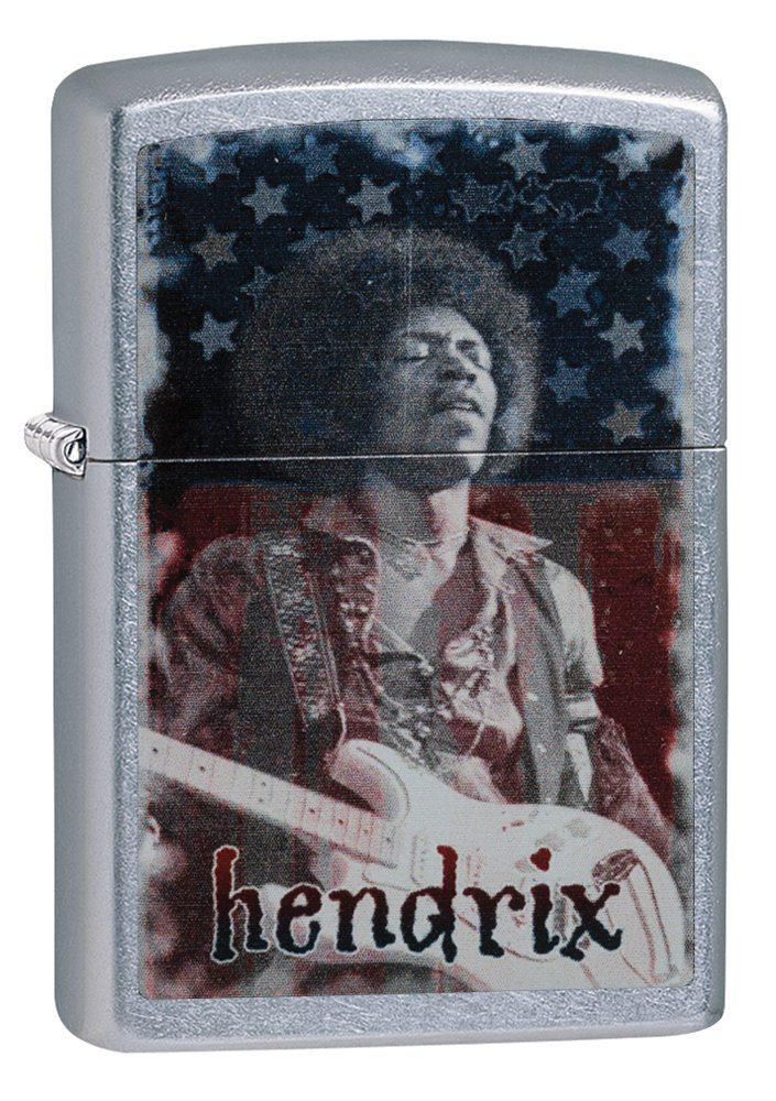 Zippo Jimi Hendrix Pocket Lighter