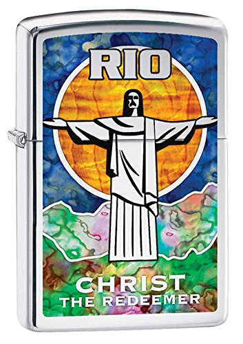 Zippo Rio – Christ The Redeemer