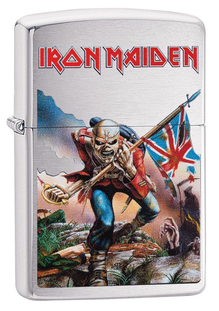 Zippo Iron Maiden Lighters