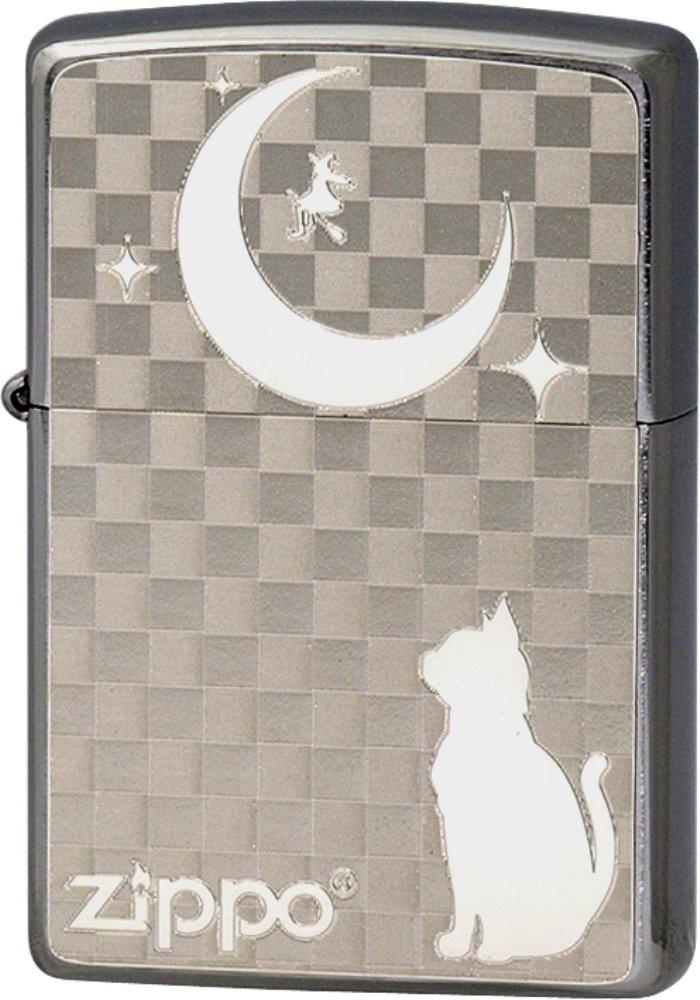 Zippo Cat With 2MP-Moon