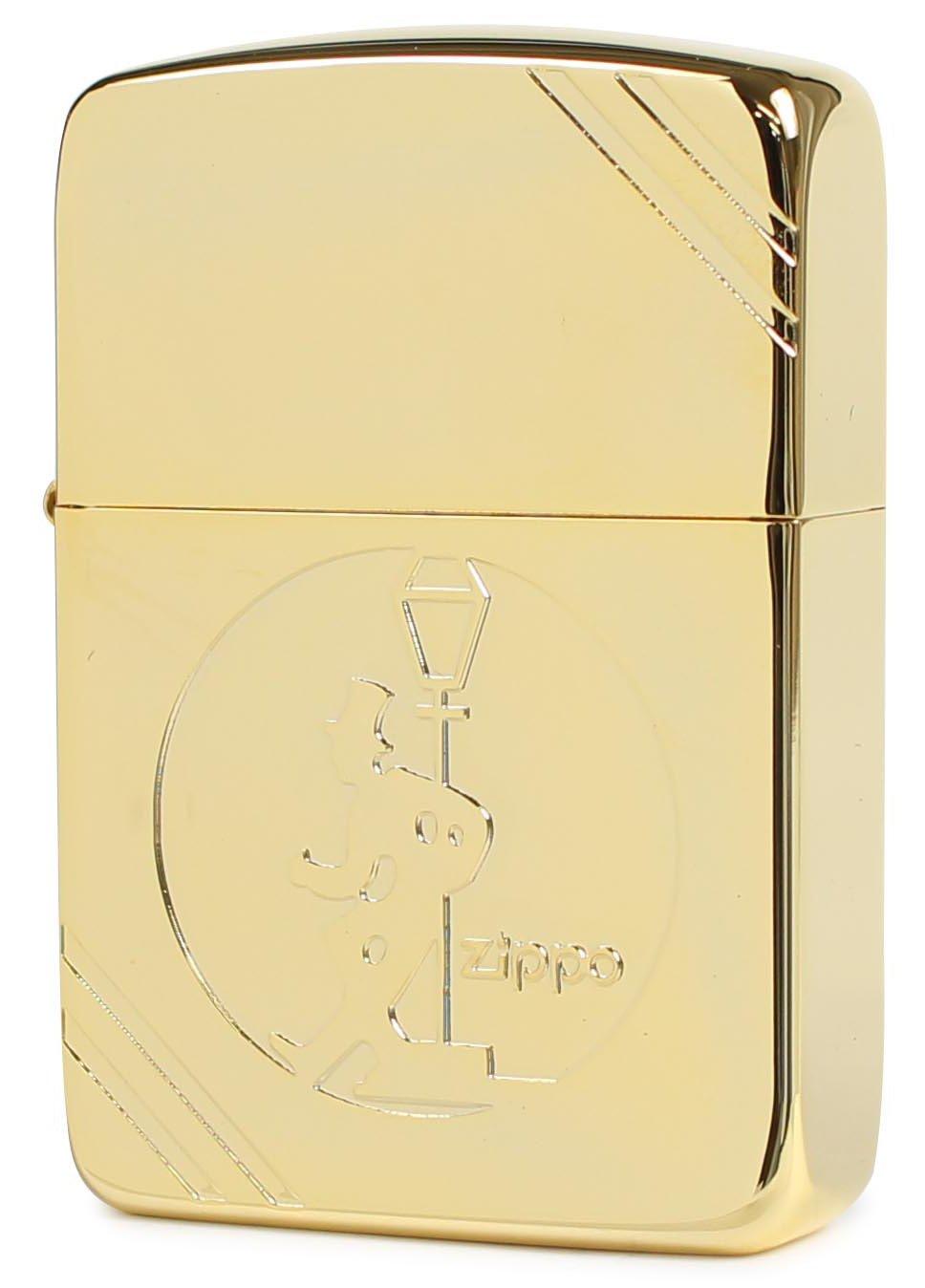 Zippo 1941 REPLICA OLD DESIGN 41G-DRUNK