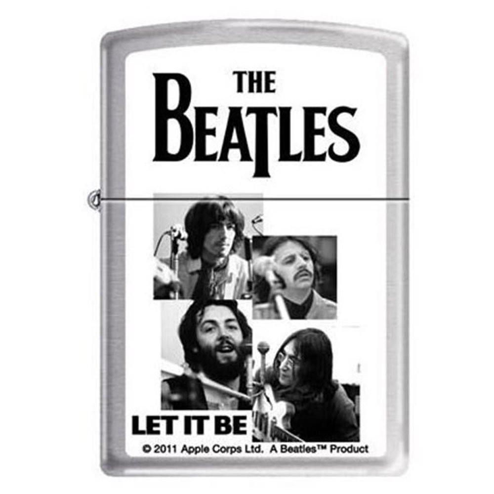 Zippo The Beatles Let It Be