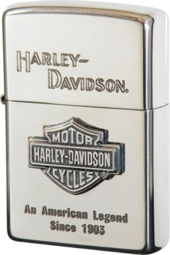 Zippo Harley-davidson Hdp-09