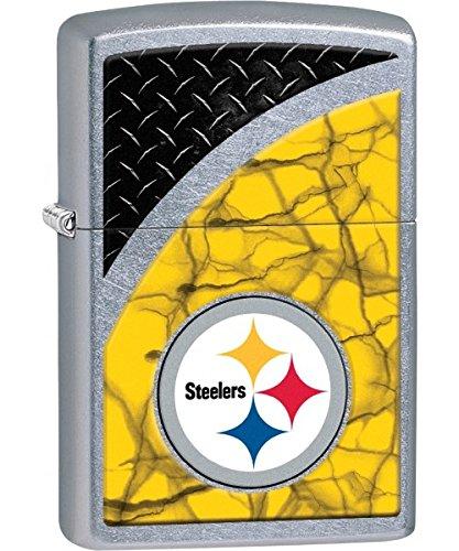 Zippo 29375 NFL Pittsburgh Steelers Rev