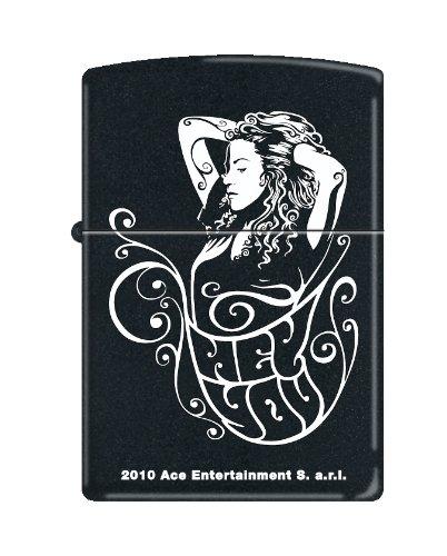 Zippo Shakira Black Matte Lighter
