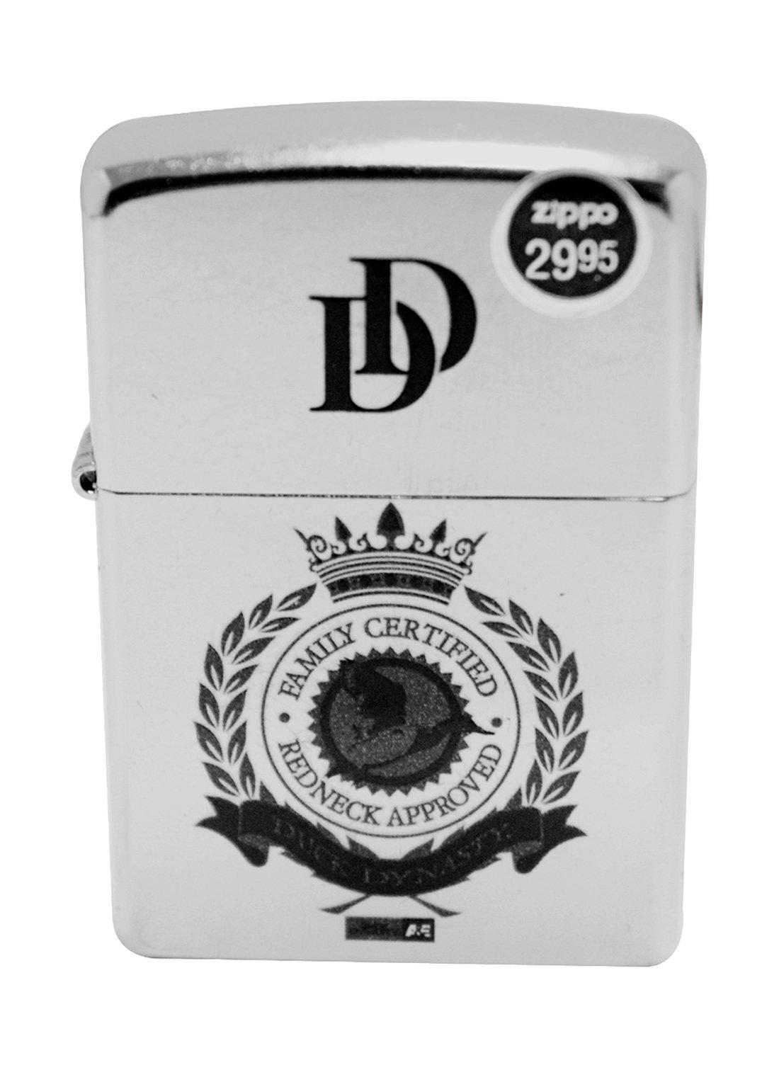 Zippo ZO28884-BRK Duck Dynasty Family Crest. Mea Knife