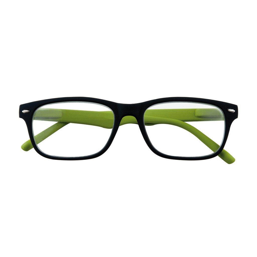 Black/Green Readers ( +3.00 )