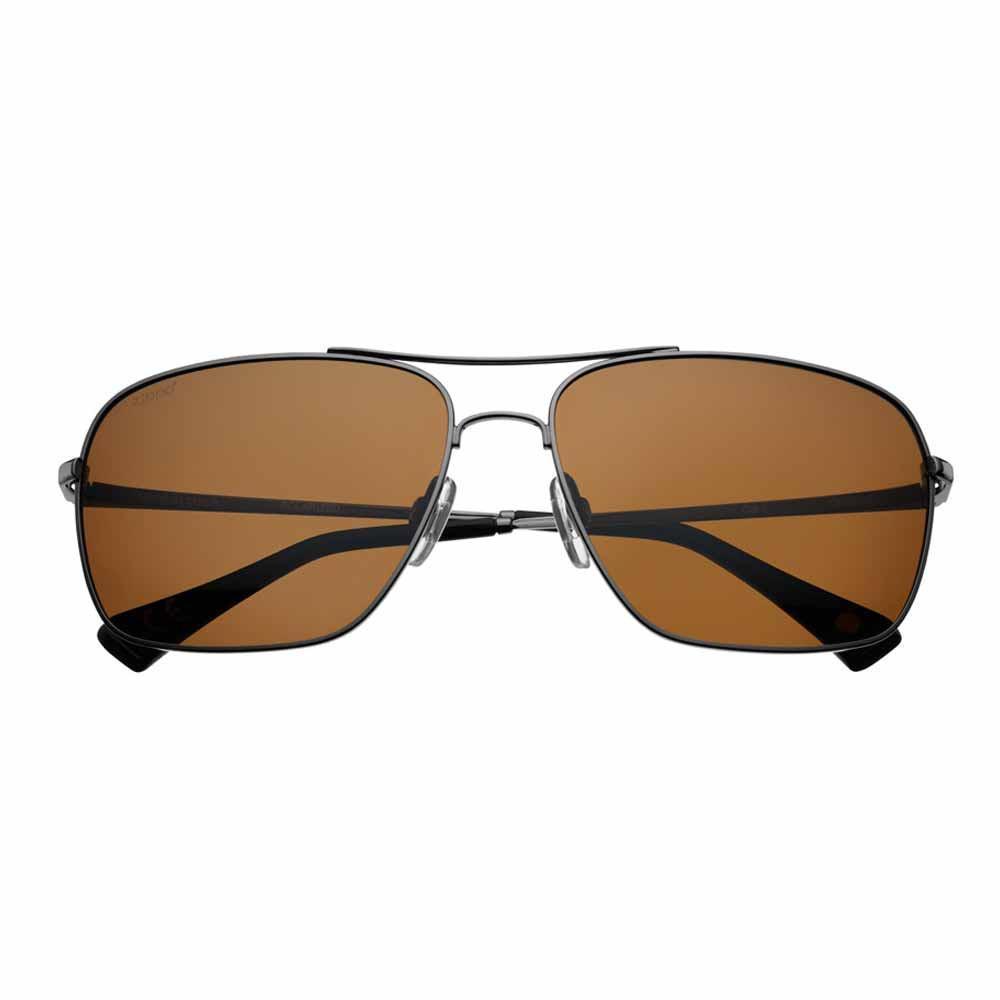 Brown Pilot Sunglasses