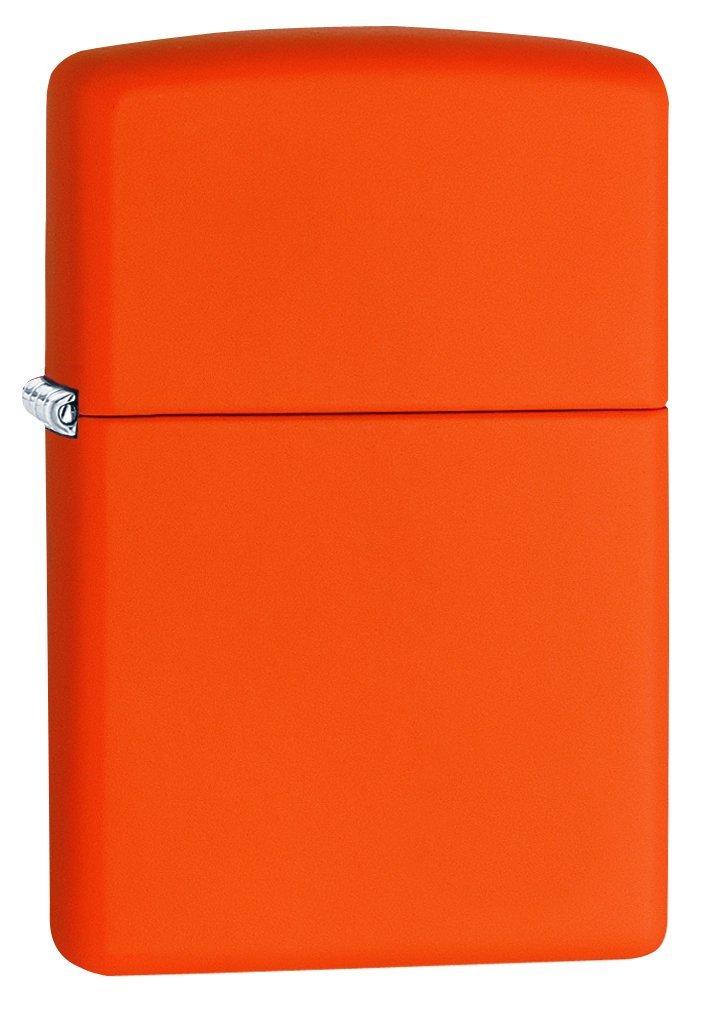 Zippo Matte Pocket Lighter