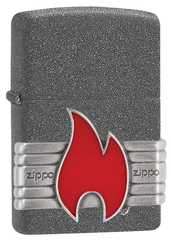 Zippo Red Vintage Wrap