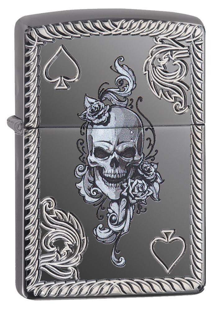 Spade & Skull Design