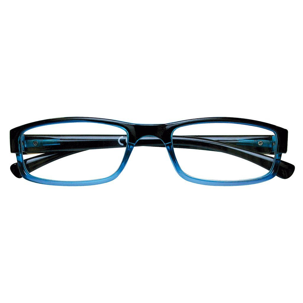 Blue Rectangular Readers ( +1.00 )
