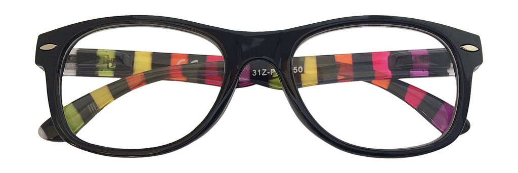 Striped Readers ( +2.50 )
