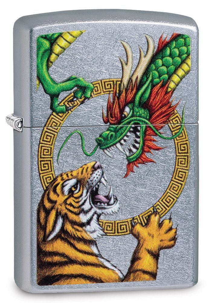Asia Dragon Street Chrome™ Design
