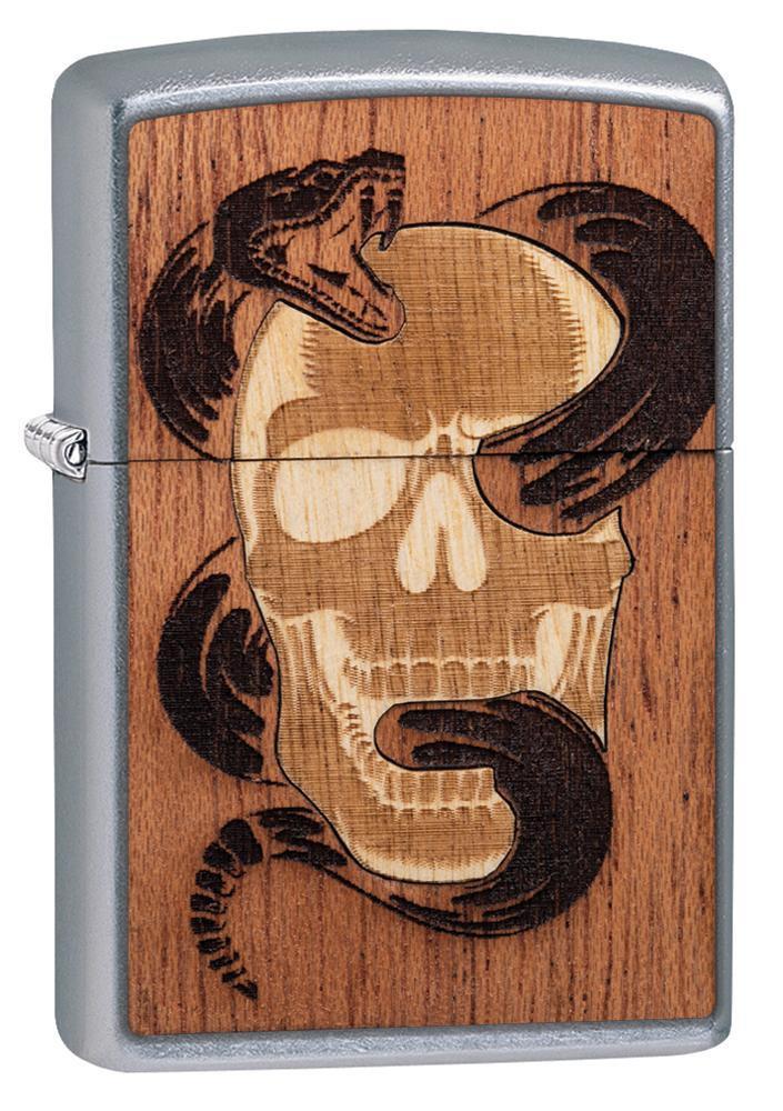WOODCHUCK USA Skull & Snake
