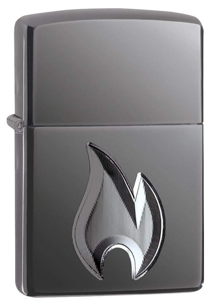 Zippo Flame Design