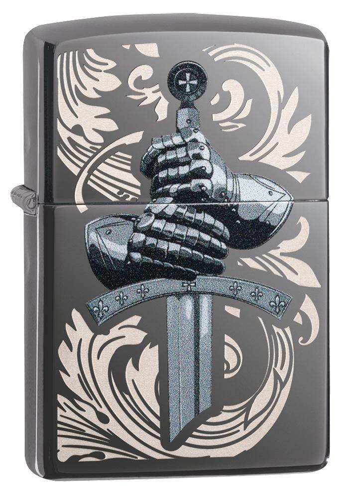 Knights Glove Design