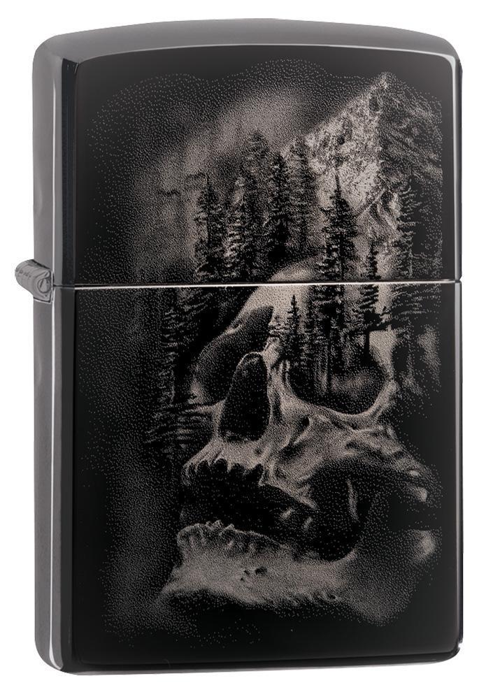 Skull Mountain Design