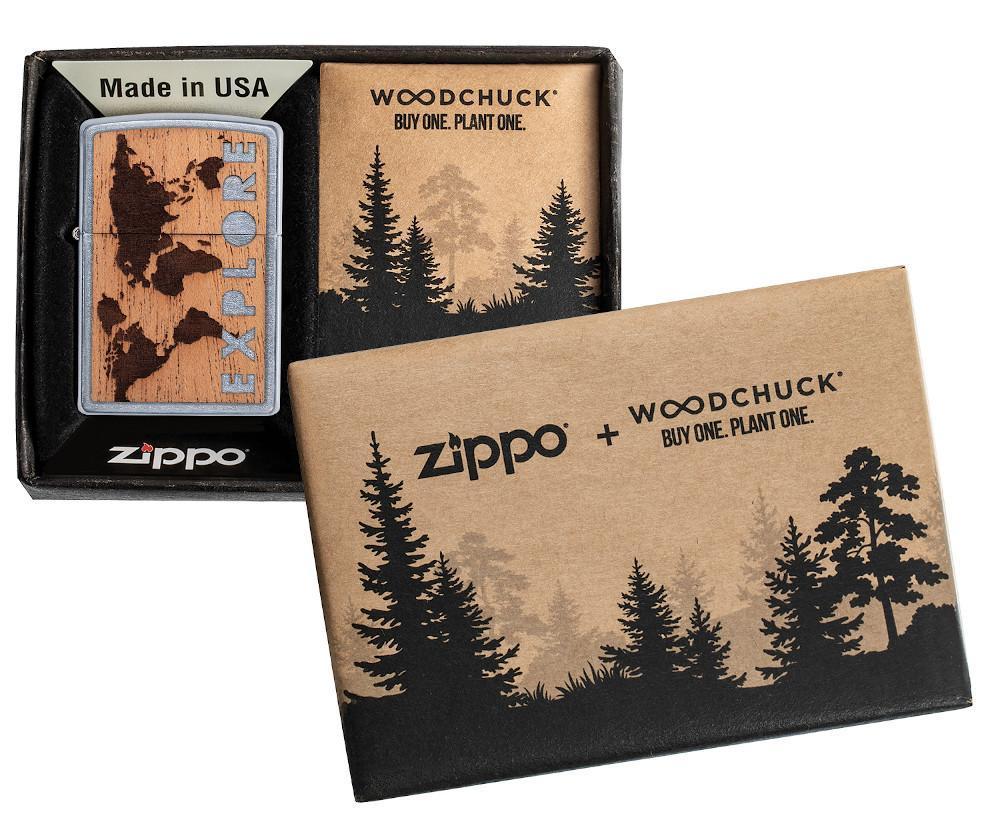 Woodchuck Packaging