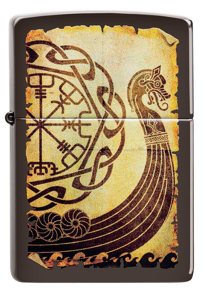 Viking Warship Design