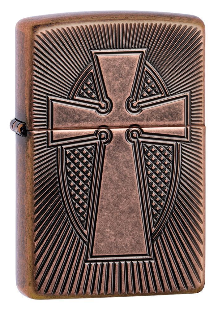 Armor® Deep Carve Cross Design