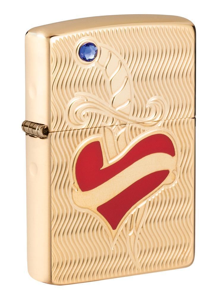 Armor® Heart and Sword Design