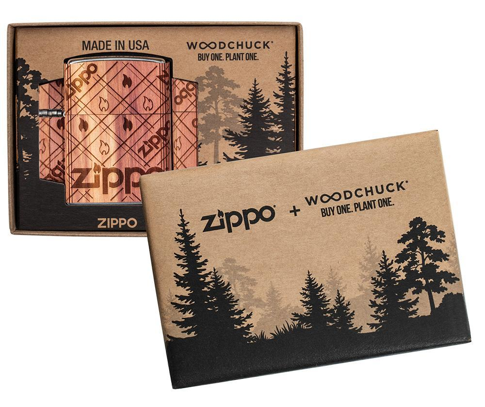 Woodchuck Packaging