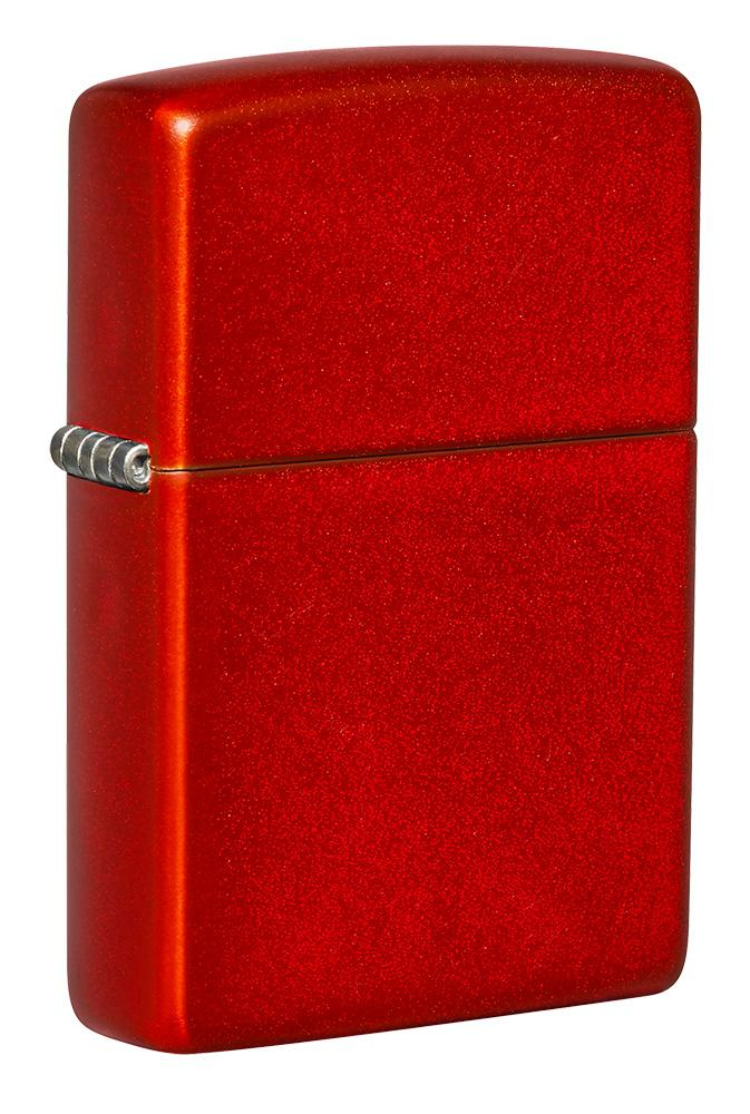 Classic Metallic Red
